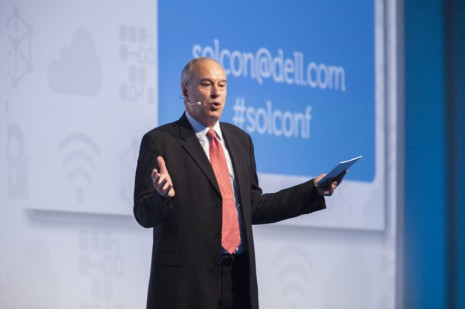 John Simonett hosting Dell conference in Paris